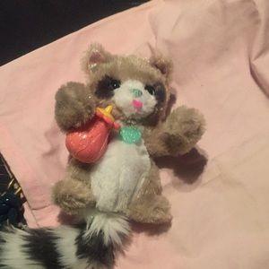 Fur real friends raccoon